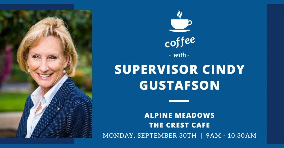 Coffee with Cindy | September 30